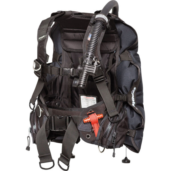 Stiletto BCD Front
